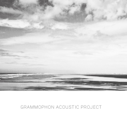 Grammophon Acoustic Project